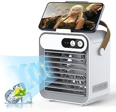 Portable Personal Mini Small Evaporative Air Conditioner Fan