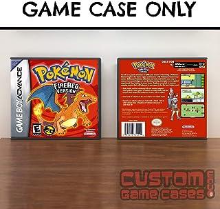 Gameboy Advance Pokémon FireRed - Case