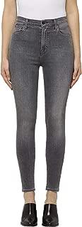 J Brand Carolina Super High-Rise Skinny in Earl Grey Wash Jeans