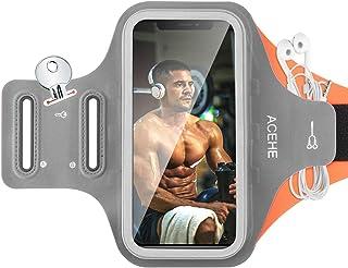 ACEHE Running Armband, Phone Armband for iPhone 12/12 Pro/SE 2/11/11 Pro and Samsung Galaxy, Armband Phone Holder Up to 6....