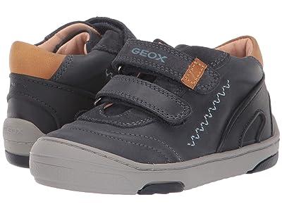 Geox Kids Jayj 1 (Toddler) (Navy) Boys Shoes