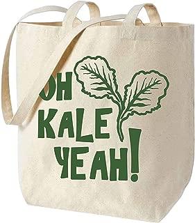 Oh Kale Yeah Bag - Funny Vegan Tote