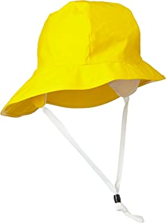 Helly Hansen Workwear Southwester Waterproof Fishing Rain Hat, Light Yellow, 61/62