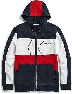 Men's Adaptive Hoodie Sweatshirt with Magnetic Zipper