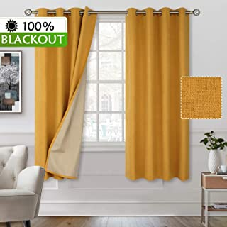Best yellow blackout blind Reviews