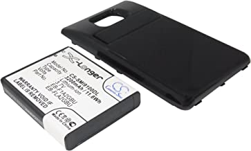 Replacement Battery for Samsung Galaxy S II, Galaxy S2, GT-I9100