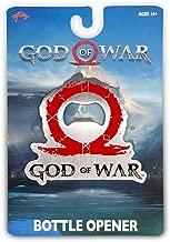 God of War Collectibles   God of War 2018 Logo Metal Bottle Opener