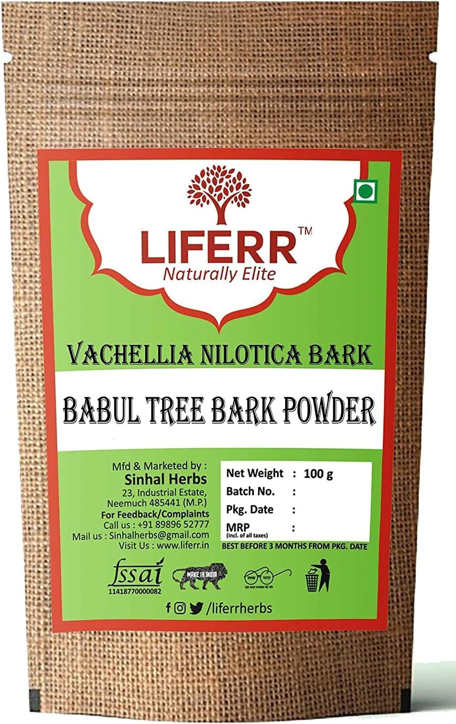 Panihari LIFERR Babul Bark Powder Free mart shipping New Chaal Babol Babool c Kikar