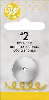 Wilton Round Tip, 2 Carded, Steel