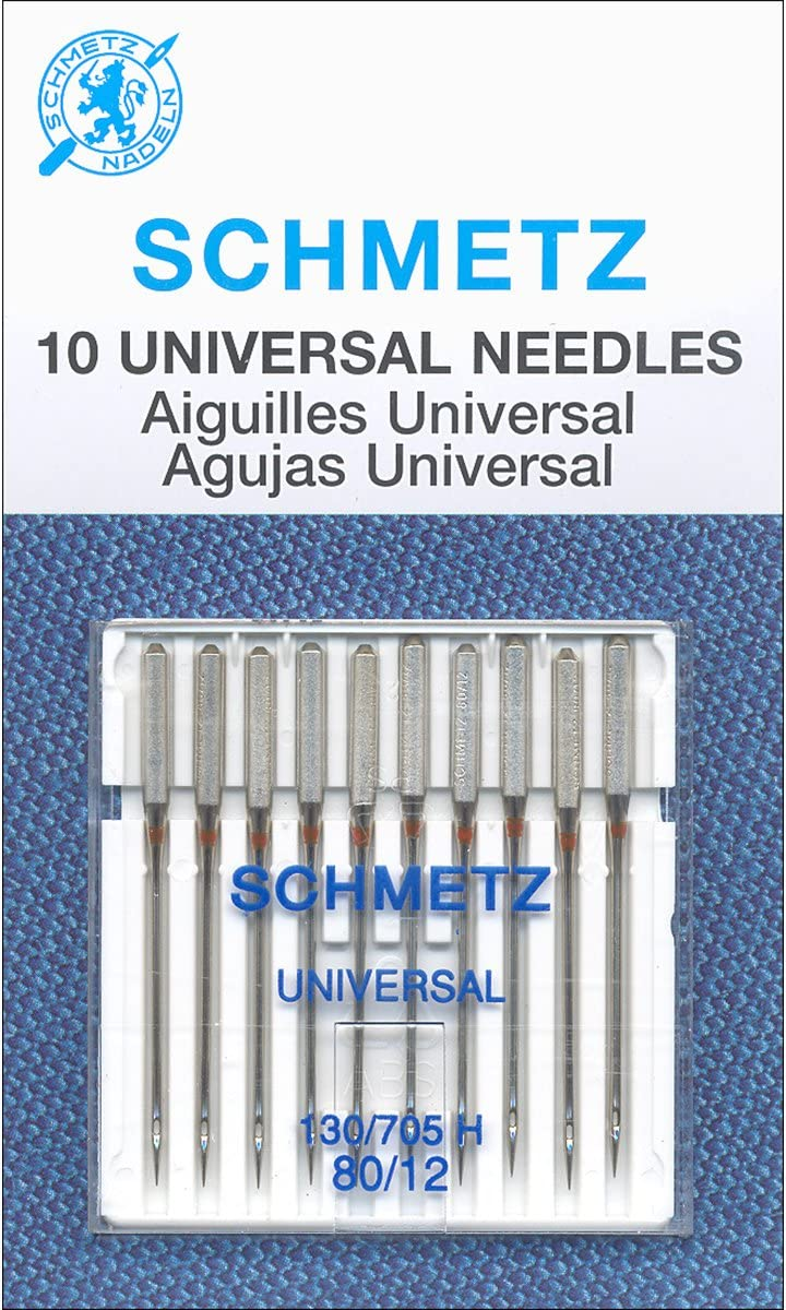 Schmetz Universal Needle Size 80 security ! Super beauty product restock quality top! 10pc 12
