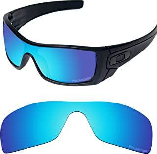Tintart Performance Lenses Compatible with Oakley Batwolf Polarized Etched