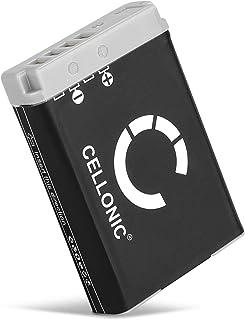 CELLONIC® Batterie remplacement NB-13L pour Canon PowerShot G7 X Mark II G1x Mark III G5 X G9 X Mark II PowerShot SX740 HS...