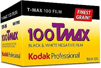 Kodak Professional 100 Tmax Black and White Negative Film (ISO 100) 35mm 36 Exposures 2-Pack