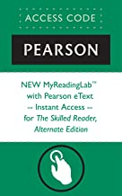 NEW MyReadingLab™  with Pearson eText -- Instant Access -- for Skilled Reader, The, Alternate Edition (Myreadinglab (Access Codes))
