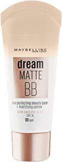 Maybelline Dream Matte BB Cream SPF15 Light 30ml