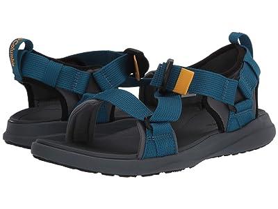 Columbia Columbiatm Sandal (Graphite/Phoenix Blue) Men