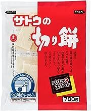 SATOU no KIRIMOCHI PARITTOSURITTO (crunchy and easy to cut) 700g