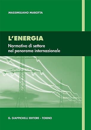 Lenergia: normativa di settore nel panorama internazionale.