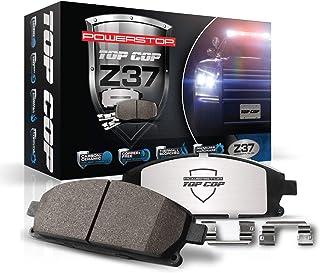 Power Stop Z37-931 Z37 Top Cop Severe-Duty/Fleet Brake Pad