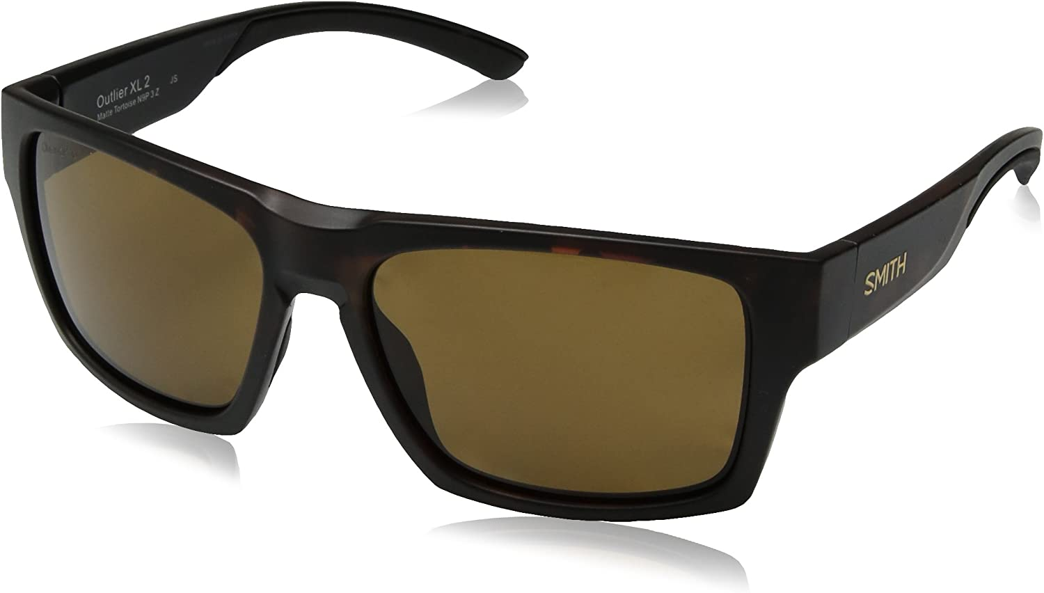 Smith Outlier 2 XL ChromaPop Polarized Sunglasses, Matte Tortoise