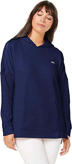 Lacoste Women's Basic Sport Pullover Hoodie