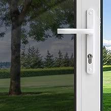 Gila Heat Control Light Gray Adhesive Residential DIY Window Film Sun Blocking 3ft x 15ft (36in x 180in)