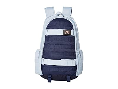 Nike SB RPM Backpack (Light Armory Blue/Midnight Navy/Magic Ember) Backpack Bags