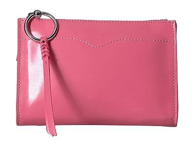 Rebecca Minkoff Zippered Belt Bag (Grapefruit) Women