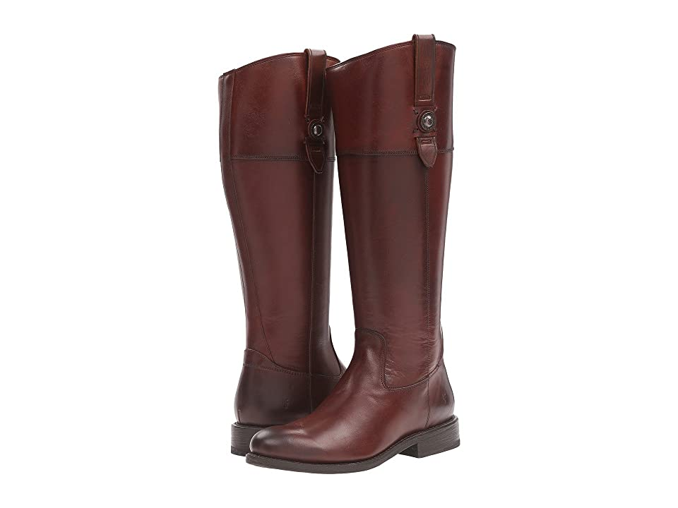 Frye Jayden Button Tall Wide (Redwood Extended) Women