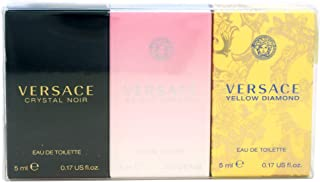 Versace Variety 3 Piece Mini Gift Set