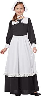 (large) - Child Pilgrim Girl Costume by California Costumes 00425