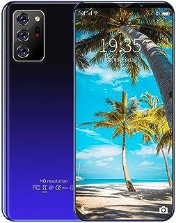 Note30 6.1inch Unlocked Phone, 3G Cheap SIM Free Smartphones Unlocked, 4GB ROM 128GB Expandable, Support Face ID Fingerpri...