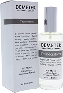 Thunderstorm By Demeter For Women. Pick-me Up Cologne Spray 4.0 Oz