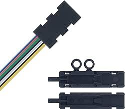 Fiber Optic Fan Out Kit - 6 Strand/Ribbon for Loose Tube Bulk Optical Fiber - 48 Inches Tubing - Beyondtech