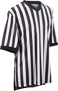Smitty Referee Basketball Elite Short Sleeve V Neck Shirt