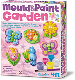 4M GG2160NHM Kids Art Furniture For Girls 3 Years & Above,Multi color