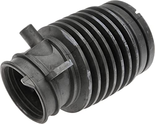 Dorman 696-001 Engine Air Intake Hose for Select Acura / Honda Models , Black , Size:- Hose Length: 7 inches ; Inlet ...