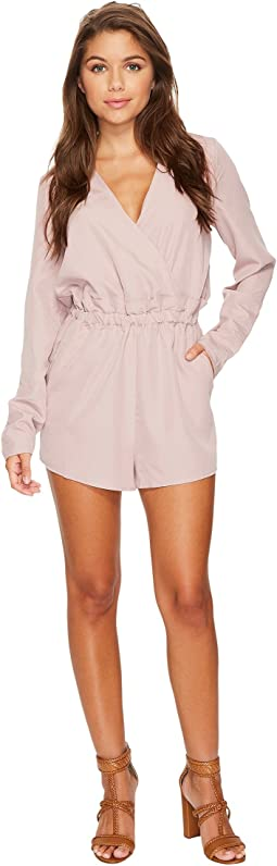 Tavik - Sure Thing Long Sleeve Romper