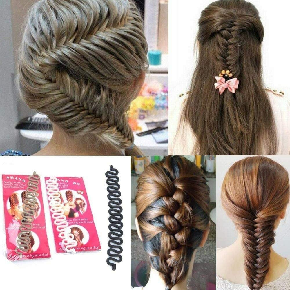 5% OFF Aranher TM Hot French Hair Braiding Roller Tool Magic With hair Quality inspection