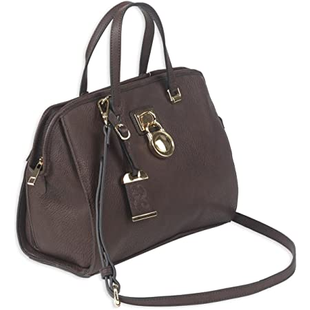 Bulldog Cases Satchel Style Purse with Holster
