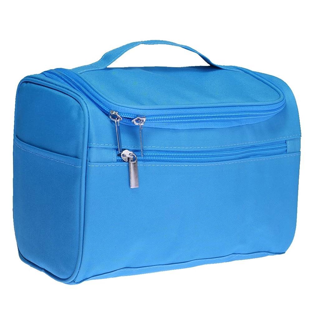 ボトル大聖堂蓄積するHomyl 大容量 洗濯バッグ 化粧品袋 メーキャップ 化粧品 収納袋 実用的 二重目的 トイレタリーバッグ 多種選べる - #4