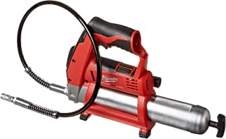 Bare-Tool Milwaukee 2446-20 M12 12-Volt Cordless Grease Gun (Tool Only, No Battery)