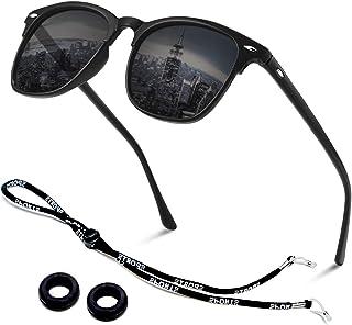 [M2M JAPAN]ラバーコーティング サングラススポーツ 偏光 サングラス メンズ レディース 兼用 スポーツ&アウトドア 超軽量16g UV400 検査済み 安心保証付