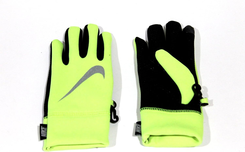 Nike Youth Sport Handschuh der Volt schwarz e-Touch Gre 8 20
