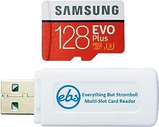 Samsung 128GB Evo Plus Micro SDXC Memory Card Works with Kodak Smile, Kodak Smile Classic Instant Film Camera (MB-MC128G) ...