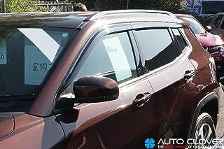 Deflettore per cofano SUV Jeep Renegade 2014 protegge da insetti e residui di pietrisco