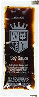wy industries soy sauce bottle