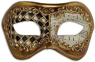 Venetian Eye Mask Colombina Eugenia for Men and Women