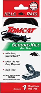 Tomcat Secure-Kill Rat Trap