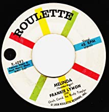 MELINDA / THE ONLY WAY TO LOVE (7